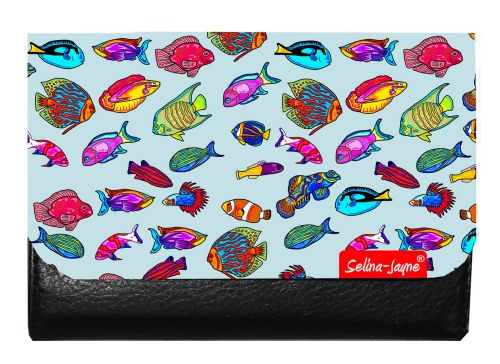 Selina-Jayne Tropical Fish Limited Edition Designer Small Purse